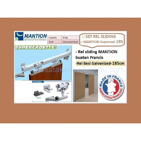 Set Pintu Geser Mantion - Supercadette -185