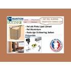Set Pintu Geser Mantion Tango - 40 - 120 1