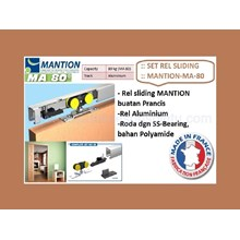 Sliding Door Mantion MA - 80 . 165 set