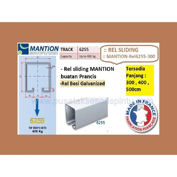 Rel Sliding Mantion - 6255 - 300