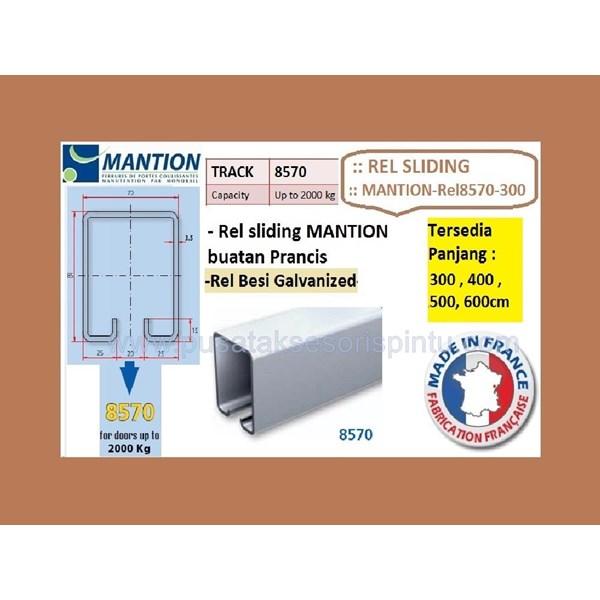 Rel Sliding Mantion - 8570 - 300