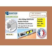 Sliding Rail Mantion 111.45 - 200