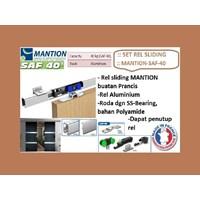 Sliding Door Set Mantion - SAF - 40 - 200