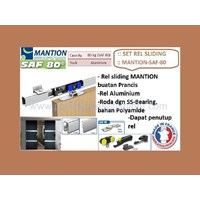 Sliding Door Set Mantion - SAF - 80 - 200