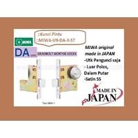 Miwa Lock U9-DA-3-ST