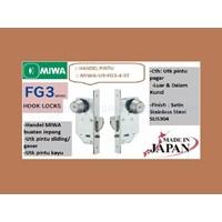 Miwa Lock U9-DA-4-ST