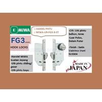 Kunci Miwa U9-FG3-3-ST