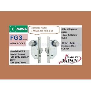 Kunci Miwa U9-FG3-4-ST
