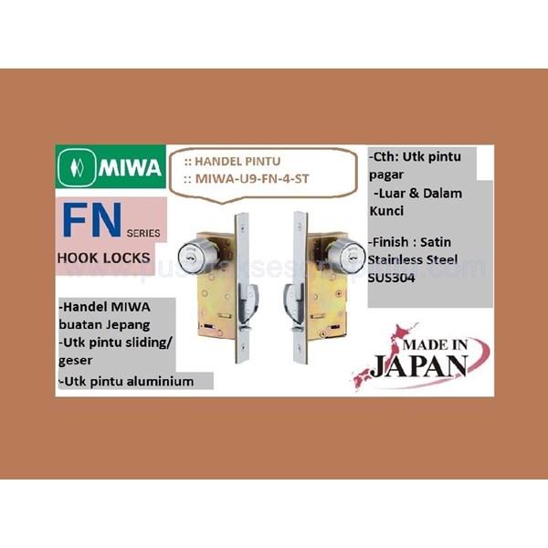 Kunci Miwa U9-FN-4