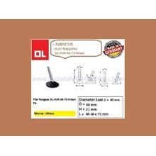Plat Pengepas OL-HVR-40-75-Hitam