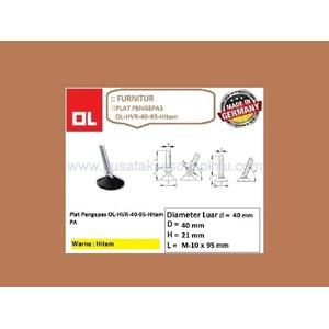 Plat Pengepas OL-HVR-40-95-Hitam
