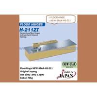 Floorhinge New-Star HS-211