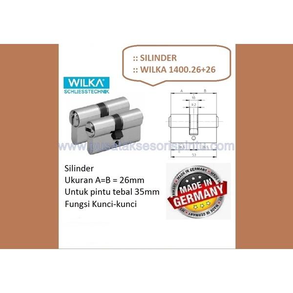 Silinder Wilka 1400.26+26