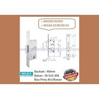 Badan Kunci Wilka 033R/40-SS