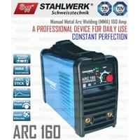 Jual Arc-160 Igbt Stahlwerk DC MMA Welding Machine