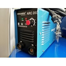 Arc-200 Igbt Stahlwerk DC MMA Welding Machine