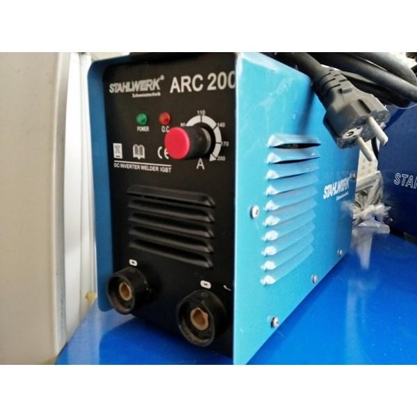Arc-200 Igbt Stahlwerk DC MMA Welding Machine