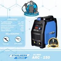 Mesin Las DC MMA Arc-150 Stahlwerk