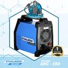 Mesin Las DC MMA Arc-160 Stahlwerk 2