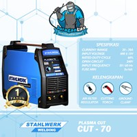Cut-70 Stahlwerk Plasma Cutting Machine