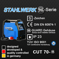 Jual Cut-70 Stahlwerk Plasma Cutting Machine 2