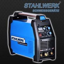 Tig-200A Stahlwerk DC TIG + MMA Welding Machine