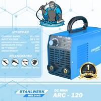 Mesin Las DC MMA Arc-120 Stahlwerk