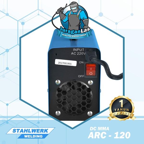 Stahlwerk Arc-120 Machine