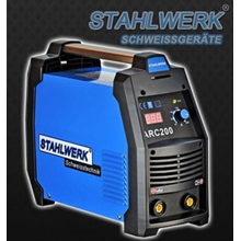 Arc-200 Stahlwerk DC MMA Welding Machine