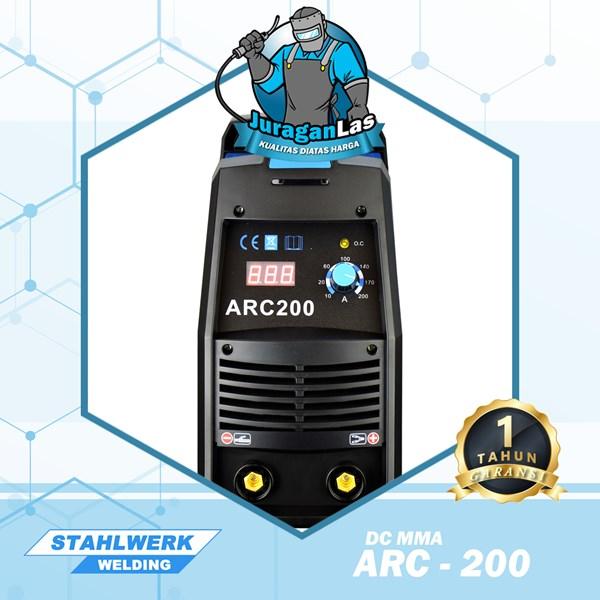 Stahlwerk Arc Machine-200 Mos