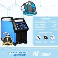 Mesin Las TIG-200PS AC/DC Pulse Stahlwerk