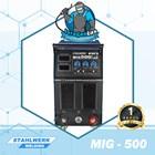 MIG-500 Stahlwerk CO2 Machine 3