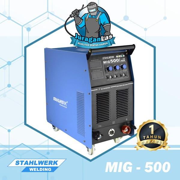 MIG-500 Stahlwerk CO2 Machine