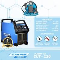 Plasma Cutting Machine Stahlwerk CUT-120