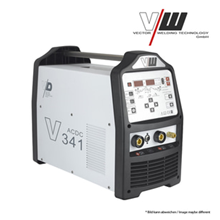 V-341 Vector TIG AC/DC Pulse Welding Machine 300A