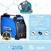 Mesin Las TIG-300P DC Pulse Stahlwerk