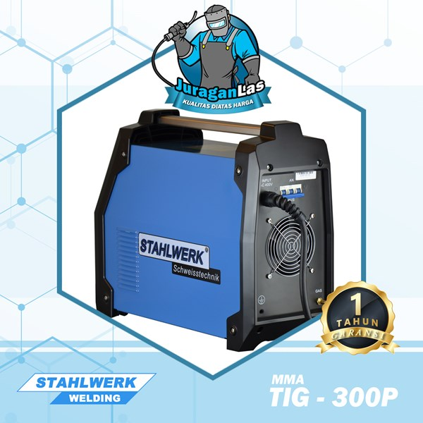 TIG-300P Stahlwerk DC TIG Pulse Welding Machine