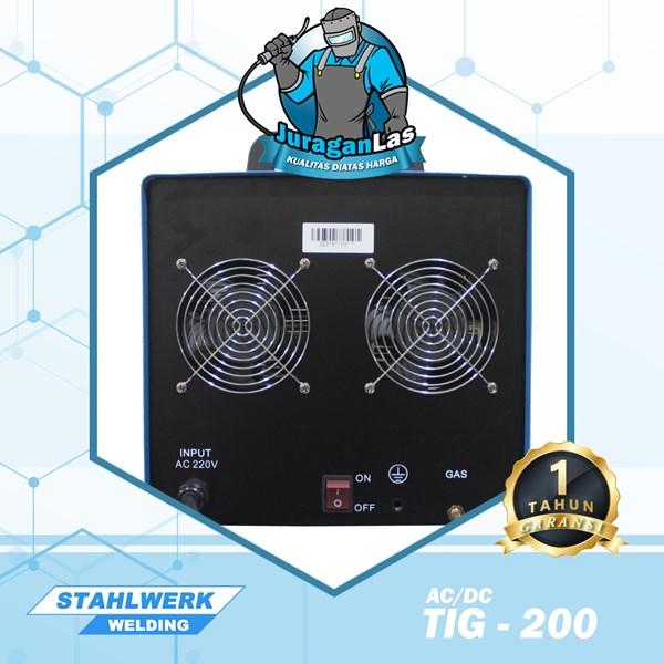 Mesin Las TIG-200 AC/DC Stahlwerk