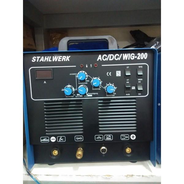 TIG-200 AC/DC Stahlwerk Welding Machine
