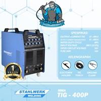 Mesin Las TIG-400 P DC TIG Pulse Stahlwerk