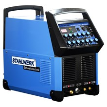 TIG-200P AC/DC + Plasma Stahlwerk AC/DC Pulse Multifunction Welding and Cutting Machine