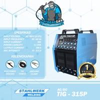 Mesin Las TIG-315P AC/DC Pulse Stahlwerk