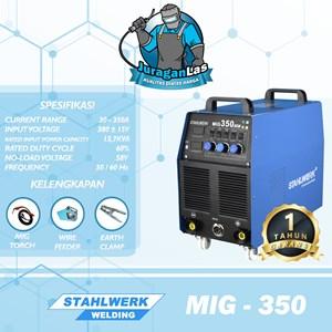 Mesin Las MIG-350F Stahlwerk