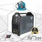 TW-220 Vector DC TIG + MMA Welding Machine 2