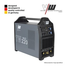 TW-220 Vector DC TIG + MMA Welding Machine