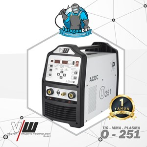 Dari O-251 Vector AC/DC TIG Pulse + MMA + Plasma Cutting Machine 1