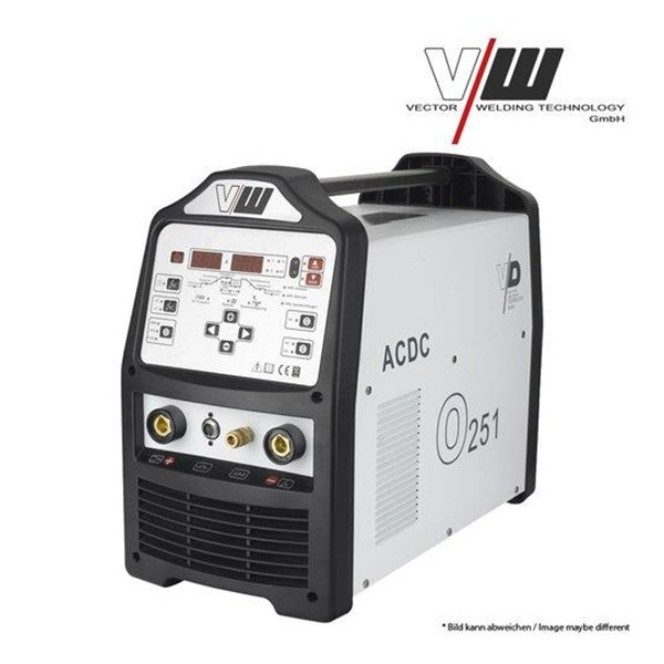 O-251 Vector AC/DC TIG Pulse + MMA + Plasma Cutting Machine