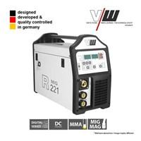 R-221 Vector DC MIG/MAG + MMA Welding Machine