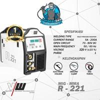 Mesin Las MIG R-221 Vector