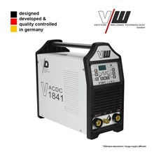 V-1841 Vector AC/DC TIG Pulse + MMA Welding Machine 180A